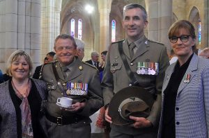 70th anniversary of the Centaur sinking in 1943 held at St John's Cathedral Brisbane