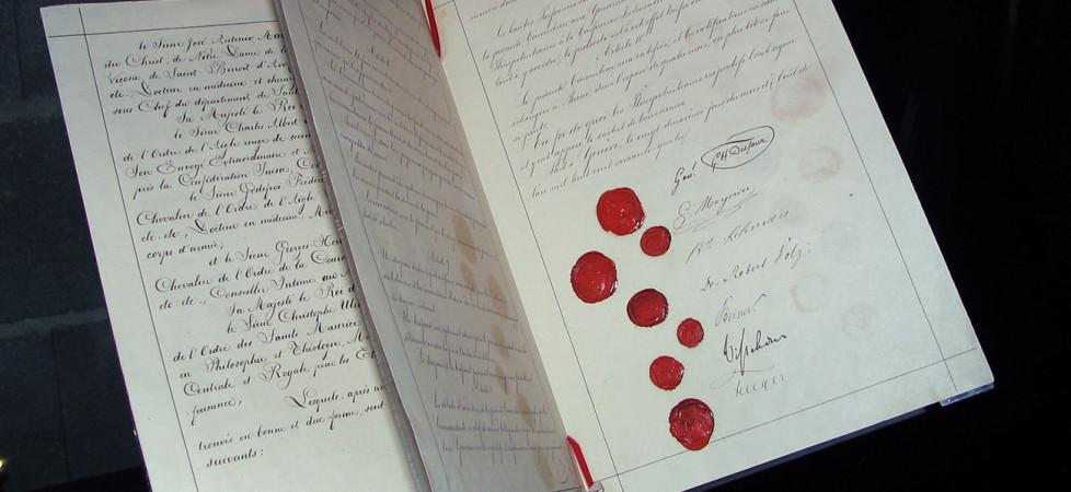 Geneva Conventions 1864