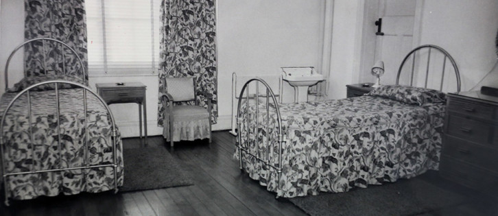 centaur house bedroom
